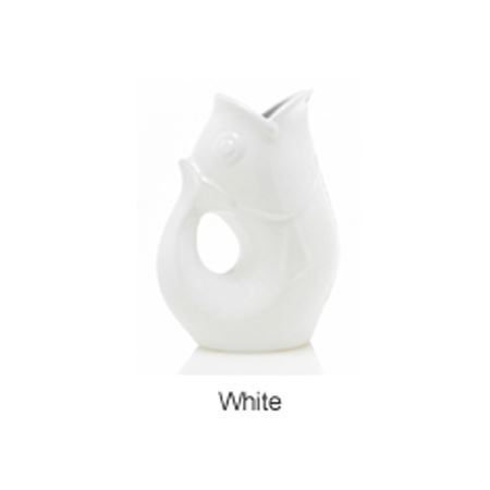 Picture of Large Gurgle Pot White