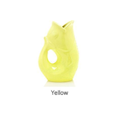 Picture of Large Gurgle Pot Yellow