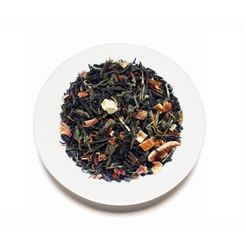 Picture of Orange Almond Pearl of Fruits Black & Green Tea