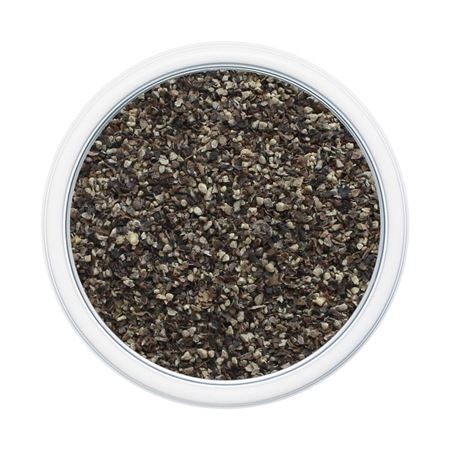 Picture of Black Coarse Cracked Peppercorns