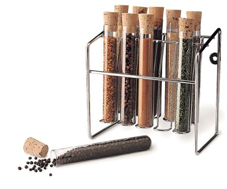 Picture of Test Tube Spice Rack