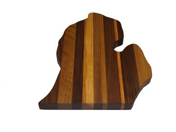 Picture of Michigan Wood Cutting Board