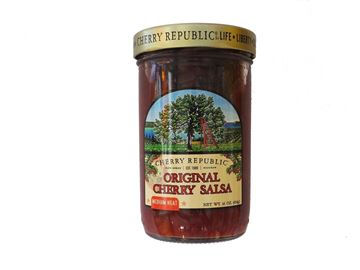 Picture of Cherry Republic Original Cherry Salsa