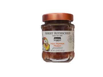 Picture of Hot Pepper Peach Preserves
