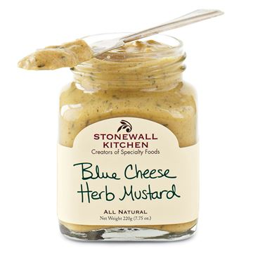 Picture of Blue Cheese Herb Mustard