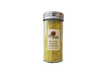 Picture of Key Lime Seafood Seasoning Shaker Jar