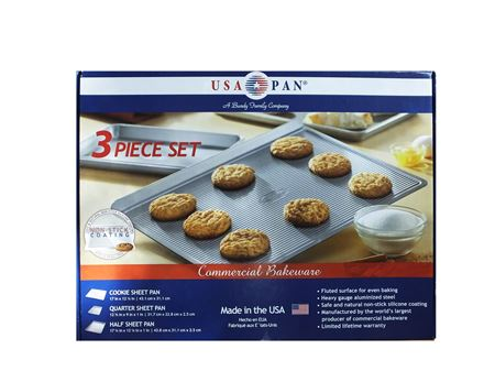 Picture of USA Pan 3 Piece Set