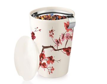 Picture of Cherry Blossom Kati Tea Infuser Mug