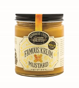 Picture of Famous Kream Mustard