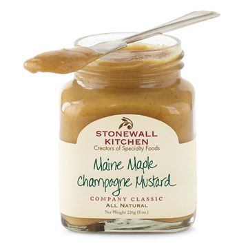 Picture of Maine Maple Champagne Mustard