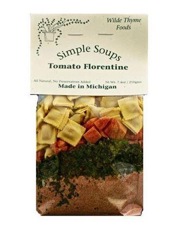 Picture of Tomato Florentine Soup