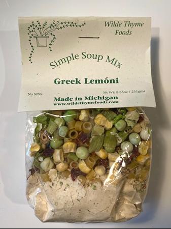 Picture of Greek Lemoni Soup