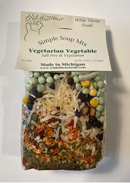 Picture of Vegetarian Vegetable Soup