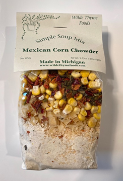 Picture of Mexican Corn Chowder