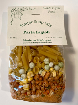 Picture of Pasta Fagioli Soup