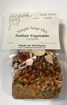 Picture of Italian Vegetable Soup