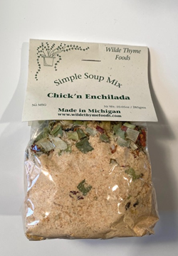 Picture of Chick'n Enchilada Soup