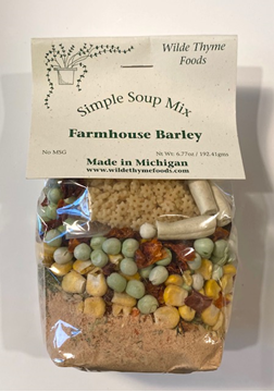 Picture of Farmhouse Barley Soup