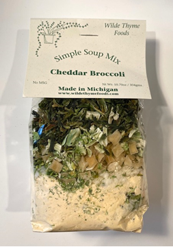 Picture of Cheddar Broccoli Soup