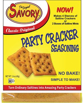 Picture of The Original Savory Cracker Seasoning Mix