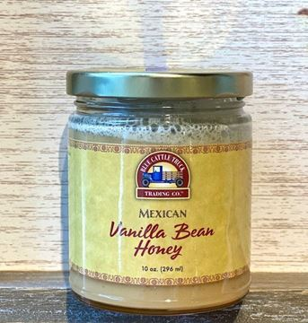 Picture of Mexican Vanilla Bean Honey