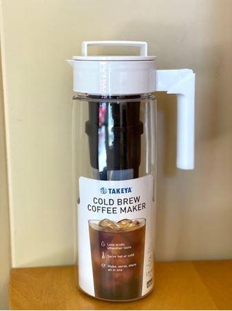 Picture of Flash Cold Brew Coffee Maker White