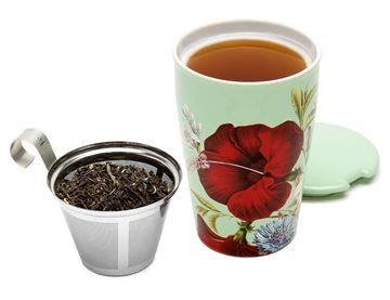 Picture of Fleur Kati Tea Infuser Mug